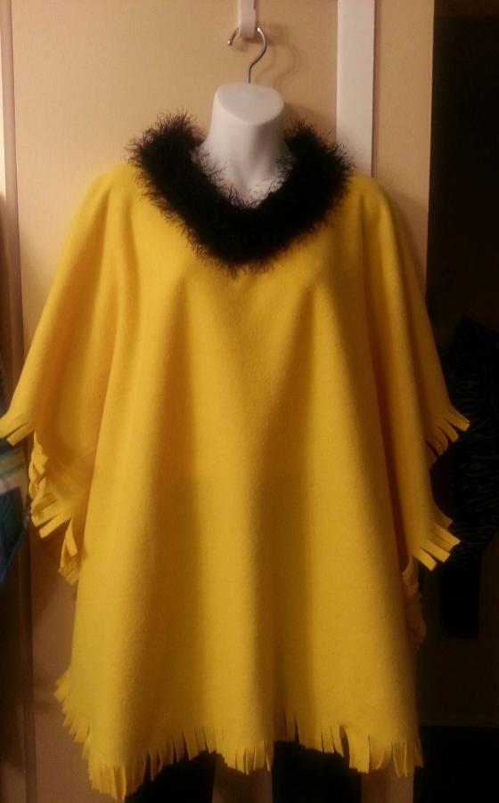 Fleece wraps $30